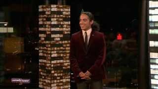 Masud macht den Zuschauern Angst, disst den Moderator, ist Single und einfach cool! - Comedy Tower