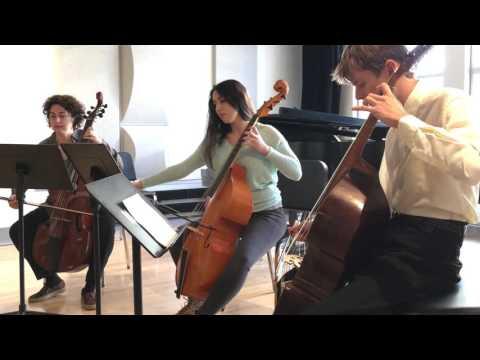 Marin Marais: Pieces en Trio, Prelude