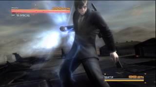 """「Metal Gear Rising」 """"Final Boss - No Damage/Wig/DLC"""" (Revengeance Mode)"""