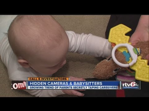 Mom secretly videotaped babysitter; Experts call care in video 'dangerous'