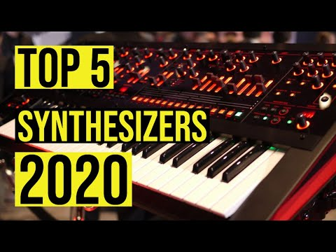 Best Synthesizer Keyboards 2020, Which Synthesizer For Performance And Music Production