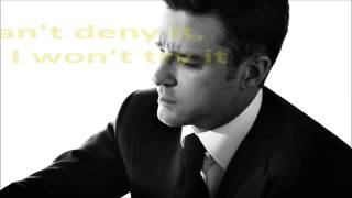 Justin Timberlake - Tunnel Vision (Lyrics)