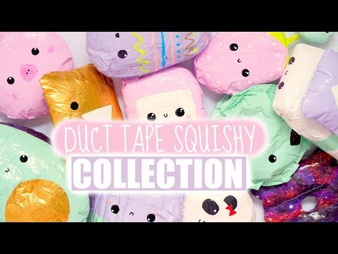 DUCT TAPE SQUISHY COLLECTION #1