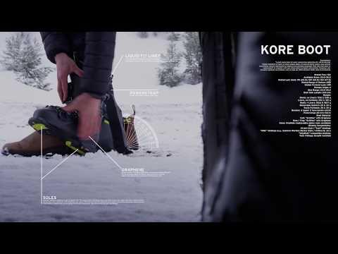 HEAD's Kore 1 Boot:  Access All Terrain