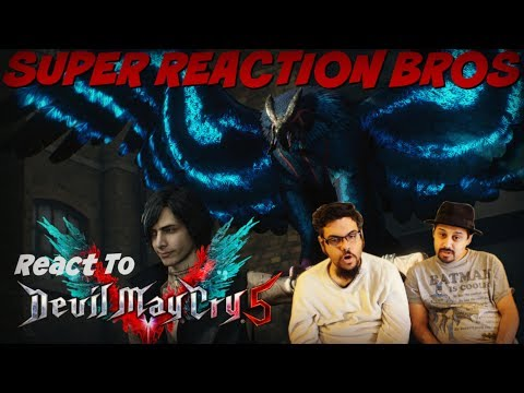 SRB Reacts to Devil May Cry V - V Trailer thumbnail