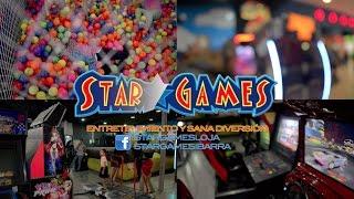 Star Games - Entretenimiento y sana diversión!