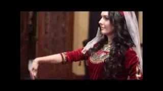 HARSI PAR - Армянский танец узундара (мой подарок любимому на помолвку)