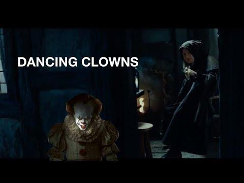Dancing Clowns aren´t scary!