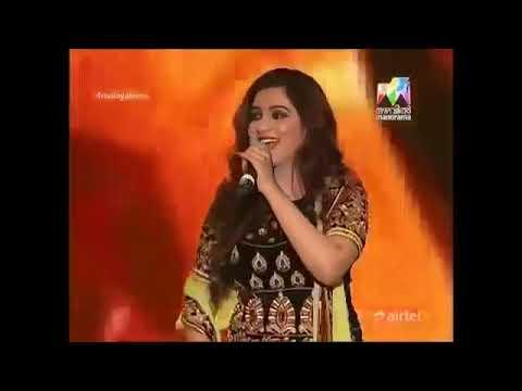 Shreya Ghoshal Singing Vdu
