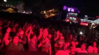 Broombeck Live @ Nature One 2014 The Golden Twenty // dancefield/airport/abfahrt Open Air Floor