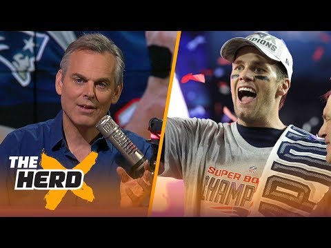 Colin Cowherd lists all the Super Bowl contenders ahead of the 2018-19 season | NFL | THE HERD