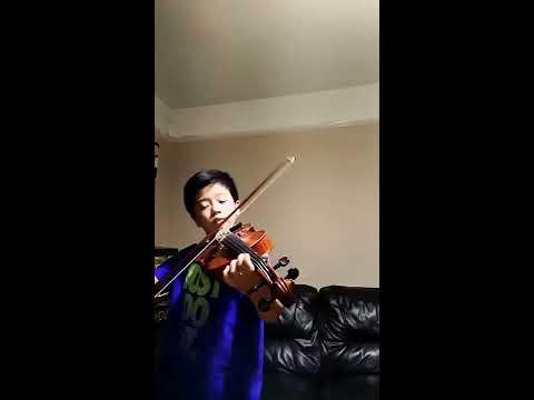 ABRSM (2016-2019) Viola Grade 5 A:5 Haydn Hungarian Rondo