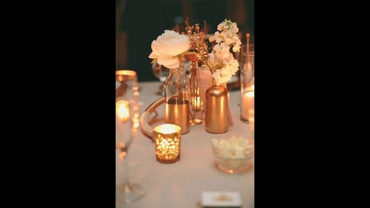 Centro de mesa de casamento rustico youtube - Centro de mesa rustico ...