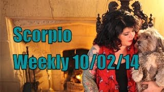 Scorpio Weekly Astrology 10th February 2014 with Michele Knight
