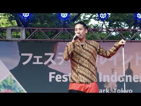 Ruang Rindu - Hiroaki Kato @ Festival Indonesia 2018(Hibiya Park)_29/07/18