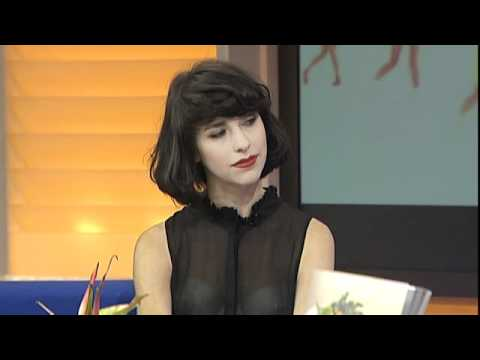 Kimbra interview on TVNZ 06-05-2011 - YouTube