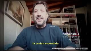Diego Osella, otro cordobés que bailó con Michael Jordan