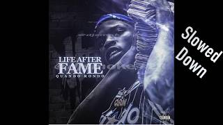 Quando Rondo - Forever (Feat. NBA Youngboy & Shy Glizzy) (Slowed)🔥🔥