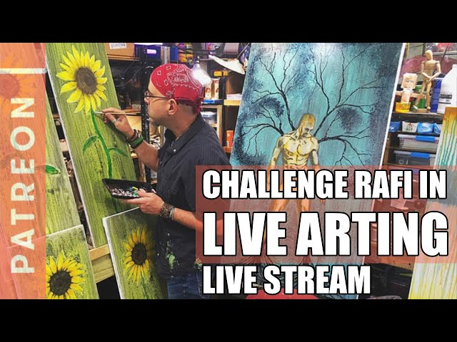 Patron Only Live Stream - test