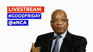 President Zuma addresses Universal Church congregants