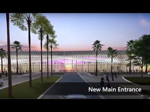Miami Beach Convention Center Re-Imagined