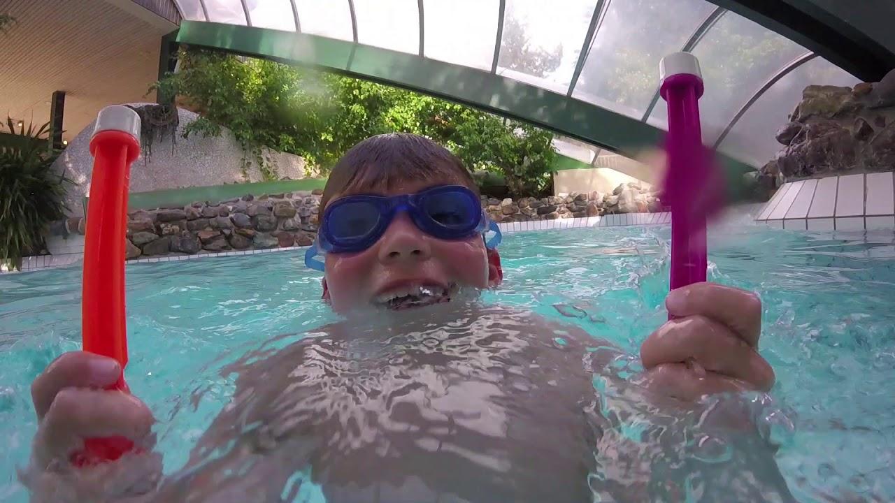Dagje Zwemmen Ehhh Duiken Op Landal Het Vennenbos Youtube