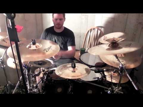 Dethklok - Starved drum cover with mics