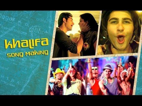 Making Of (Khalifa)   Lekar Hum Deewana Dil   Armaan Jain & Deeksha Seth