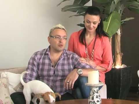 """""""Duok - labas"""" - Egmonto Bžesko augintinė Diva, TV - 2012.05.27"""