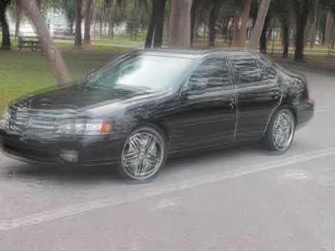2001 Nissan Altima Gle Custom Stacks727 1st Car Build Youtube