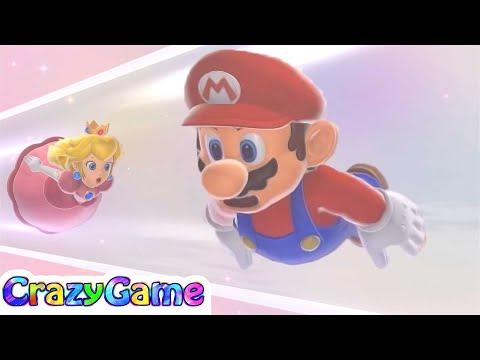 Super Mario 3D World  Gameplay Walkthrough Co-op 2 Player #3 (4K)