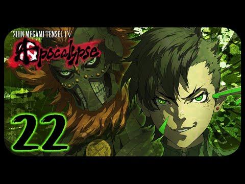 Shin Megami Tensei IV: Apocalypse - Episode 22『Breaking the Seal』