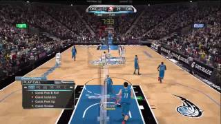 NBA 2K10 - Dual Commentary/Interview - Mr360BeasT - Part 2 of 3