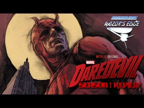 DAREDEVIL Netflix Season 1 Review (Spoiler-Safe) - Razör vs. Comics
