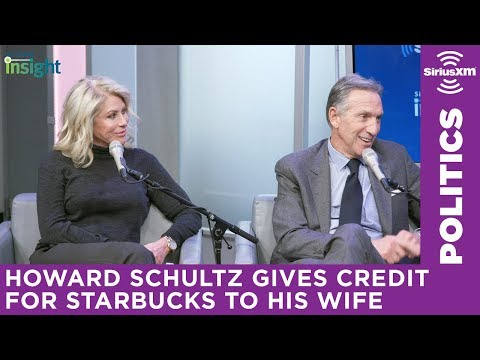 Howard Schultz Says Starbucks Wouldn't Exist If It Weren't for Sheri's Conviction