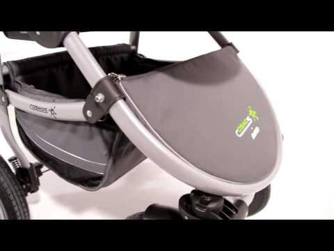 Детская коляска Adamex Cosmos (Адамекс Космос) | Обзор, купить