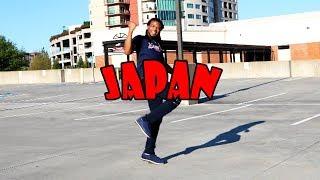 Famous Dex - Japan Dance Video @DemarkoRoss | #JapanChallenge @RoyPurdy