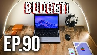 Room Tour Project 90 - Budget Edition Gaming Setups!