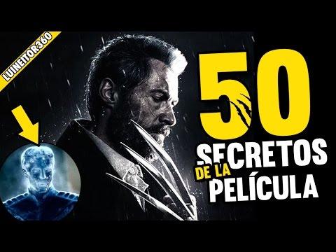 Logan - 50 Easter eggs, Referencias y Curiosidades de la Película!! (Spoilers)