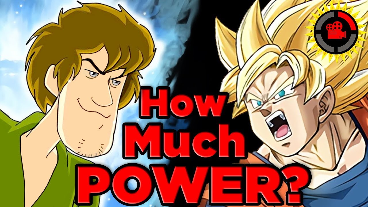 Film Theory: What is Ultra Shaggy's TRUE Power Level? (Scooby Doo x Dragon Ball Z meme) image