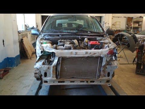 Гранта, ремонт в половину стоимости авто.