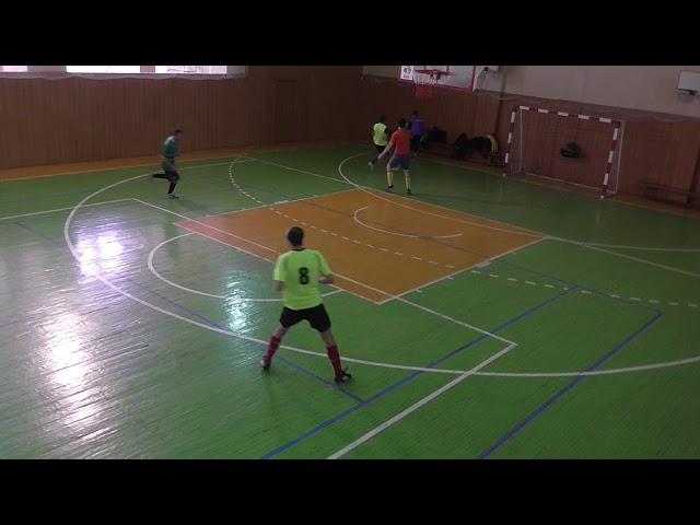 СКТ Глобус - Чемпионат МФЛ 5х5 Kolos ZP - ПВС