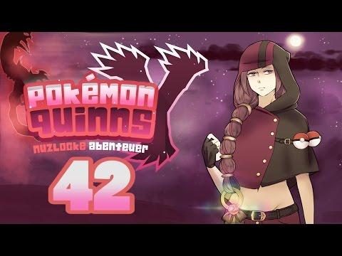 Let's Play Pokémon Y [Quinns Nuzlocke Abenteuer] - #42 - Teleport von hier nach da