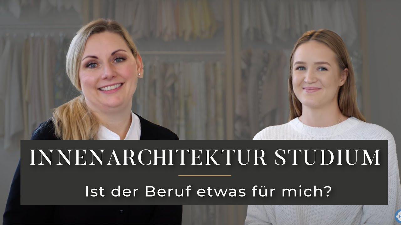 Innenarchitektur studieren   ja oder nein Einrichten lernen   mein Beruf    Monika Winden