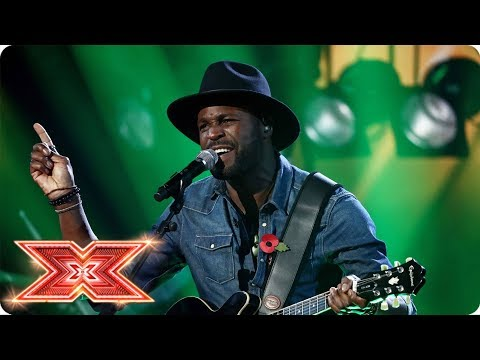 Will it be Smooth sailing for Kevin Davy White? | Live Shows | The X Factor 2017