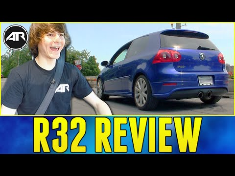 2008 VW Golf R32 REVIEW!!! Milltek Exhaust Sound & Tunnel Run (Year In Review)