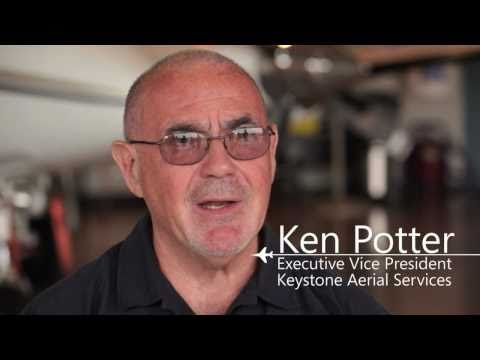 Keystone Aerial Surveys: I Fly UltraCam