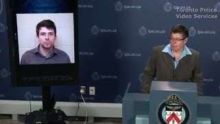 2 Arrests In Sex Assault & Child Pornography | @TorontoPolice News Conference