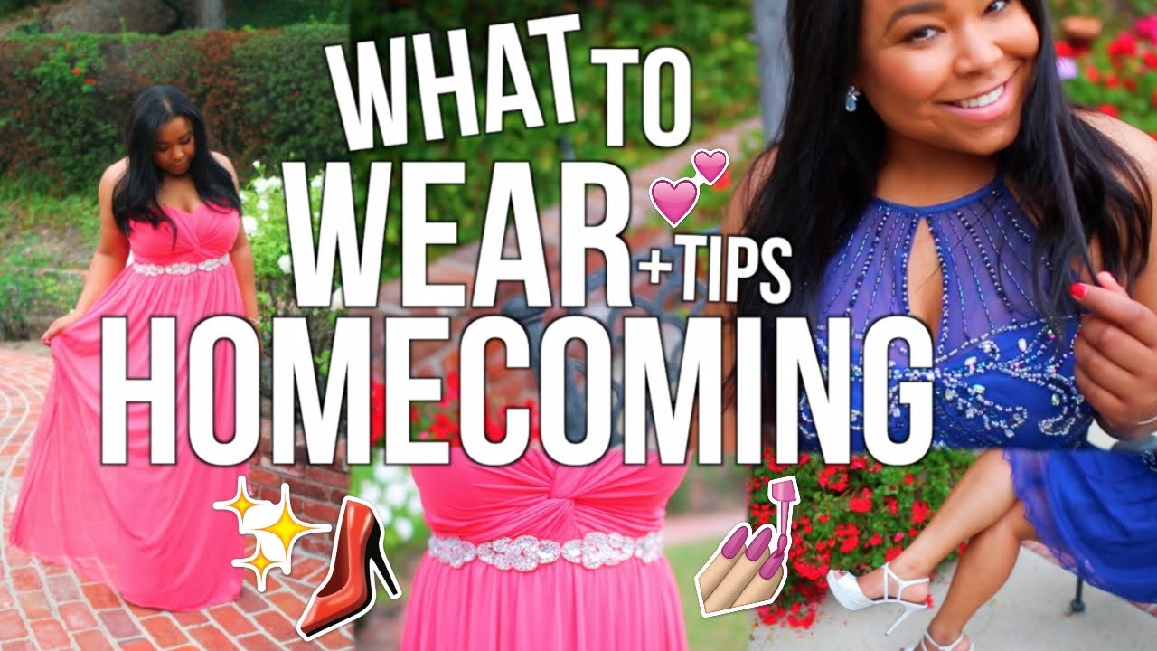 What to Wear Homecoming