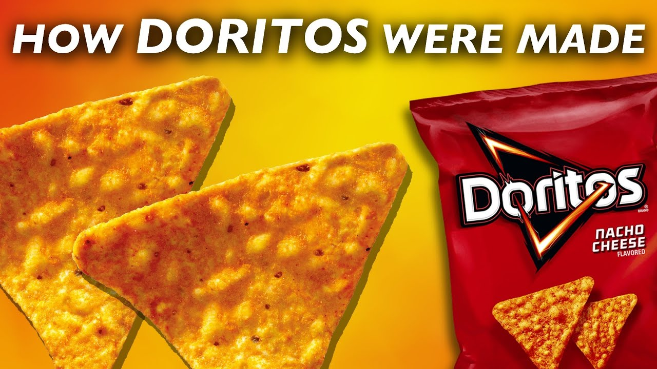 How Doritos Were Made from Disneyland Trash